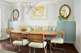 mid century modern dining room from sarah sees potential