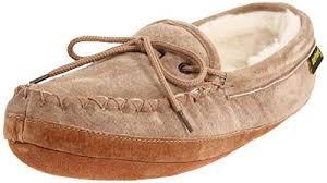 Old Friend Womens Soft Sole Moccasin Slipper