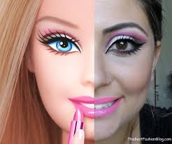 barbie make up style 2017