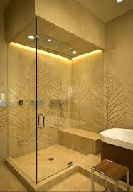 shower light beautiful shower uses waterproof warm white led strips as a modern mood lighting solution shower light