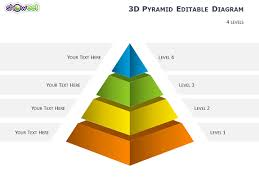 Pyramid Powerpoint 3d Pyramid Diagrams For Powerpoint