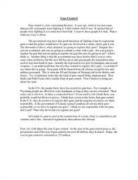 essays gun control laws essay on why america needs stricter gun control laws 930
