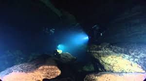 From the shore it looks like an ordinary pond, but beneath the surface, it's shaped like a sink with a long. Eagles Nest Cave 2000 Feet Upstream Youtube