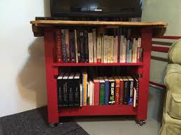 Bookcase Table Pallet Bookcase Table O Pallet Ideas O 1001 Pallets