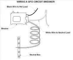 how to wire a gfci circuit breaker hunker