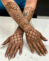 Wedding Henna Designs Simple Pin By Seema On Mehndi Engagement Mehndi Designs Wedding
