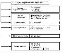 Реферат Понятие и краткая характеристика химического оружия Реферат Понятие и краткая характеристика химического оружия