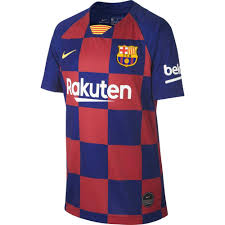 Nike Barcelona 2019 Youth Home Jersey