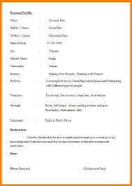 Indian Resume Format Image result for resume format in INDIA dvvdv Pinterest Resume 1