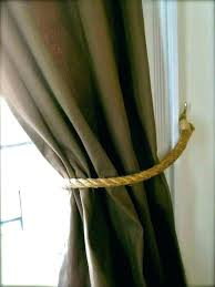 where to hang curtain tie backs curtain tie back how to put up curtain tie back