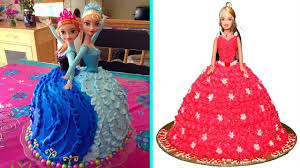 Top 10 Barbie Doll Cake Decorating Tutorial Cake Style How To