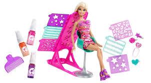 Barbie Airbrush Designer Argos Barbie Il Salone Del Colore Serie I Preferiti Di