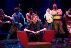 Pippin Searches For His Corner Of The Sky In Ncts Season Finale