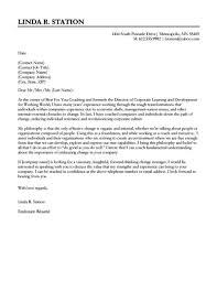 Change Manager Cover Letter Gis Volunteer Cover Letter Free Blank