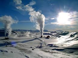 Geothermal Energy Pictures Power Station Wikimedia Commons Throughout Design Inspiration