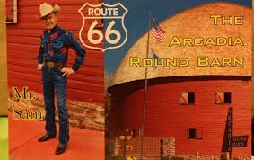 Route 66: Tulsa to Oklahoma City | Tom and Margaret Donnelly & Arcadia Round Barn Adamdwight.com