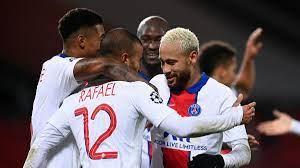 L'antisèche de Manchester United - PSG (1-3) : Trembler sans sombrer, c'est  tellement Paris - Eurosport