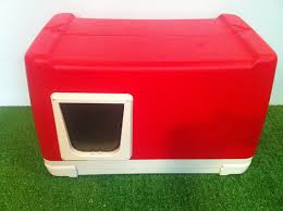 Day) outdoor cat house,shelter,condo,tube,insulated,kabin,insulated,kitty