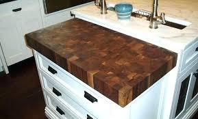butcher block countertop ikea kitchen photo for