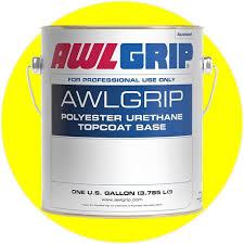 Awlgrip Polyurethane Topcoat Yellow Base