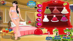 dress and play cooking games