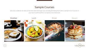 Free Food Powerpoint Templates Healthy Food Premium Powerpoint Template Slidestore