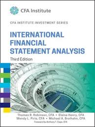 Sample Financial Reports Gorgeous International Financial Statement Analysis By Thomas R Robinson