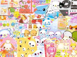 Kawaii Desktop Wallpaper Wallpapersafari