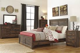 Signature Design by Ashley Quinden Queen Bedroom Group - Item Number: B246 Q  Bedroom Group