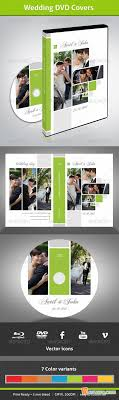graphicriver wedding dvd covers