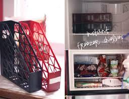 refrigerator organization diy refrigerator shelves