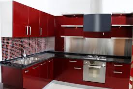 Black And Red Kitchen 6 Beautiful Stainless Steel Kitchen Ideas