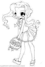Pin By Bridget Ann Maldarelli On Coloring Chibi Coloring Pages