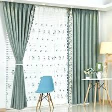dark green blackout curtains green lace linen cotton blend jacquard contemporary blackout curtains for bedroom green lime