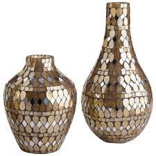 Gold Decorative Bowl Vases Decorative Vases Platters Bowls Pier 1 Imports
