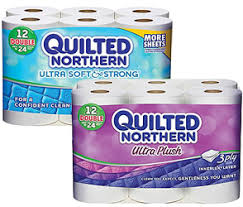 Staples: Quilted Northern Ultra Toilet Paper 12 Double Rolls for ... & Quilted-Northern-Ultra-Toilet-Paper Adamdwight.com