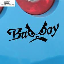 8cm*11cm English Alphabet Bad Boy Creative <b>Personality</b> Funny ...