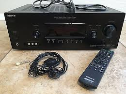 sony 7 1 channel receiver amp xm ready 3 hdmi port switching str sony 7 1 channel receiver amp xm ready 3 hdmi port switching str dg720 what s it worth