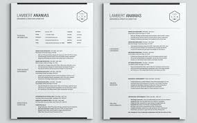 2 Page Resume Template Adorable Resume Cover Page Template 288 Page Resume Template 288 Page Resume