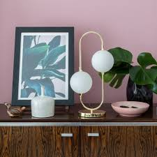 bhs lighting miami collection table lamp