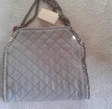 bag, designer, handbag, luxury, fashion, style, grey, silver ... & bag designer handbag luxury fashion style grey silver quilted quilted bag  designer bag stella mccartney Adamdwight.com