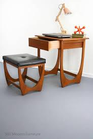 office desks modern. Mid Century Modern Desk Hall Table Drawer Console \u0026 Stool Vintage Retro Scandi In Home Garden, Furniture, Desks Office Furniture E
