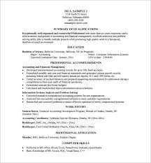 Analyst Resume Template Best Of Data Analyst Resume Template 24 Free Word Excel PDF Format