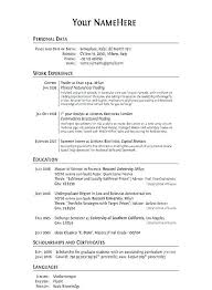Creating A Perfect Resume Build The Perfect Resume Mysetlist Co