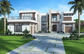 contemporary modern house plans