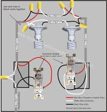 3 way switch wiring diagram for the home chang e 3 how to wire a series of lights to a three way switch google search