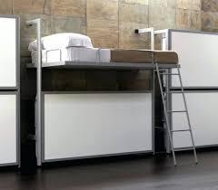 Medium size of Contemporary Loft Bed With Closet Beds Modern Design ...