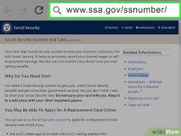 3 ways to track a ssn application wikihow