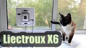 <b>Liectroux</b> X6 робот-мойщик окон - YouTube
