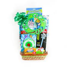 let the fun begin gift basket boy